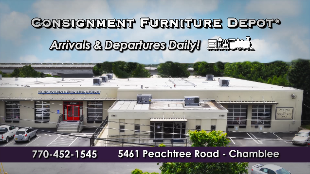 Consignment Furniture Depot Arrivals And Departures Daily